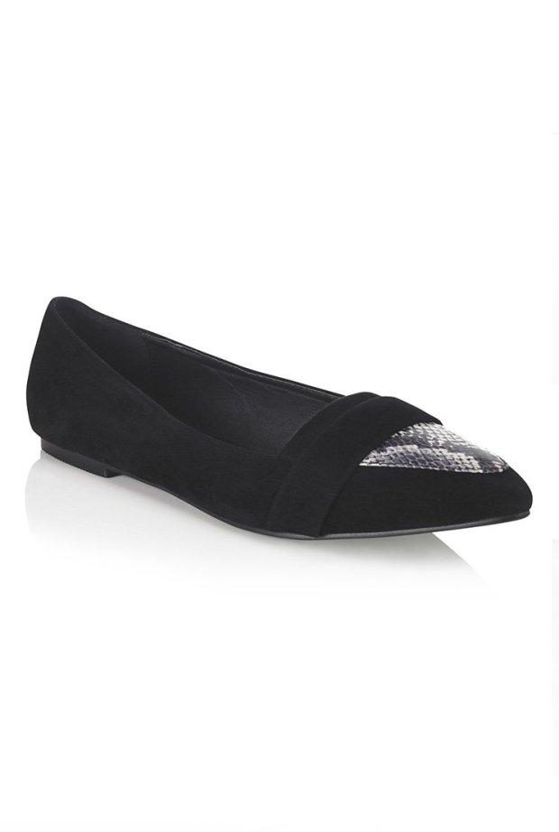 BFT Garnet panelled loafer