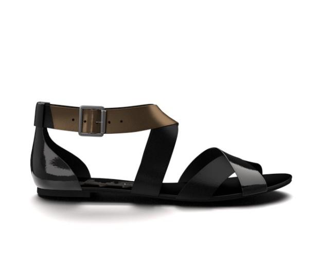 Shoes of Prey sandal